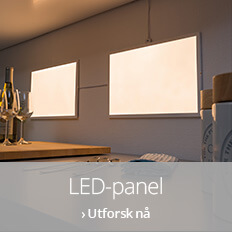 LED-panel: Moderne belysning