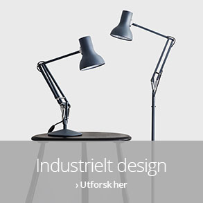 Lamper i industrielt design