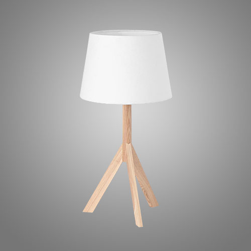 Bordlampe Hat